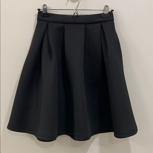Abercrombie Structured Skirt